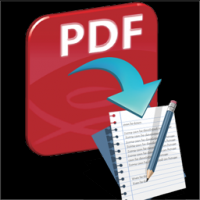 Convert PDF into TXT with Debian Linux